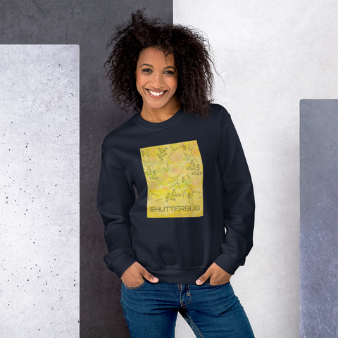 Sweatshirt Unisex (single sided print) - Shutterbug Shop