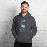 Camera Lens & Baby Cameras Hoodie (Double sided print) - Shutterbug Shop