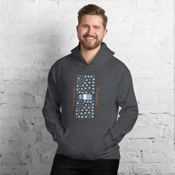 Hoodie Unisex (Double sided print-Back & Front) - Shutterbug Shop