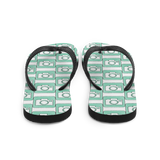 Camera Sketch Flip-Flops - Shutterbug Shop