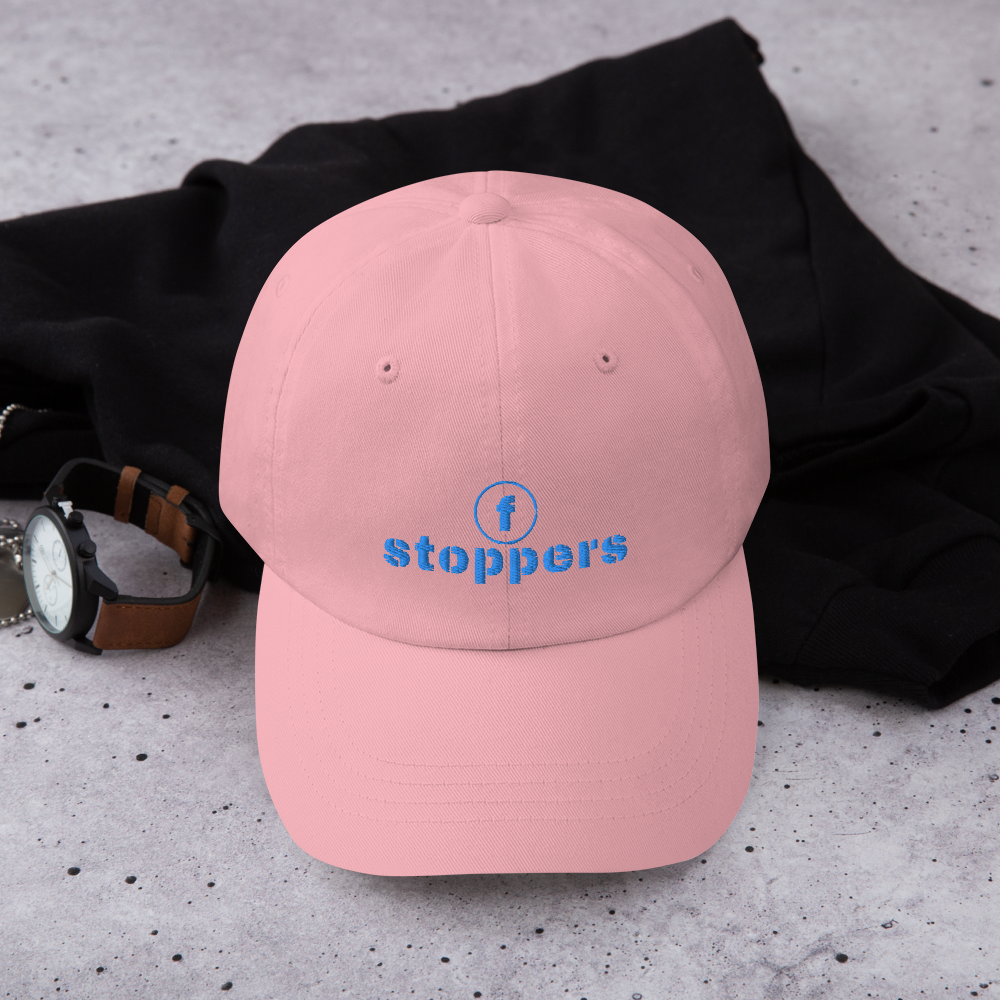 F-Stoppers Embroidered Cap - Shutterbug Shop