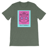 Skull and Shutterbug Eyes T-Shirt - Shutterbug Shop