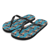 Camera In Hand Flip-Flops - Shutterbug Shop