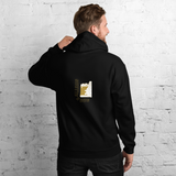 Hoodie-Unisex Shutterbug Gold (Double-Sided)