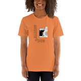 Shutterbug T-Shirt Black Camera