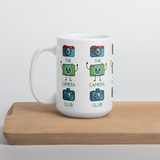 The Camera Club Mug - Shutterbug Shop