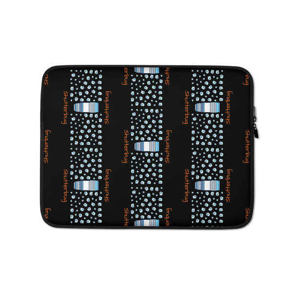 Laptop Sleeve Lens & Cameras Design - Shutterbug Shop