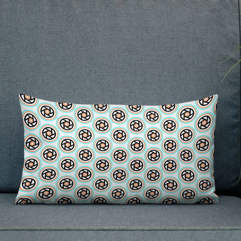 Premium Pillows - Shutter Design - Shutterbug Shop