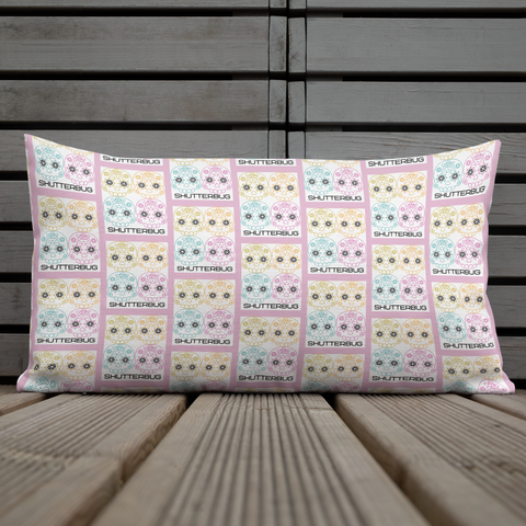 Premium Pillow - Shutterbug Shop