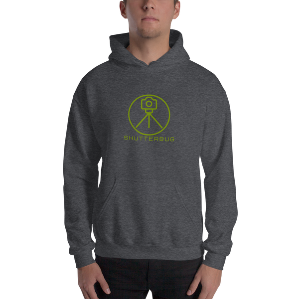 Hoodie Unisex (single sided print) - Shutterbug Shop