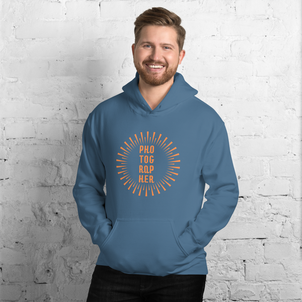 Hoodie Unisex (single-sided print) - Shutterbug Shop