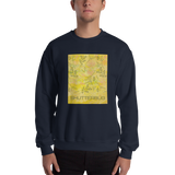 Shutterbug Flowers & Leaves Sweatshirt - Shutterbug Shop