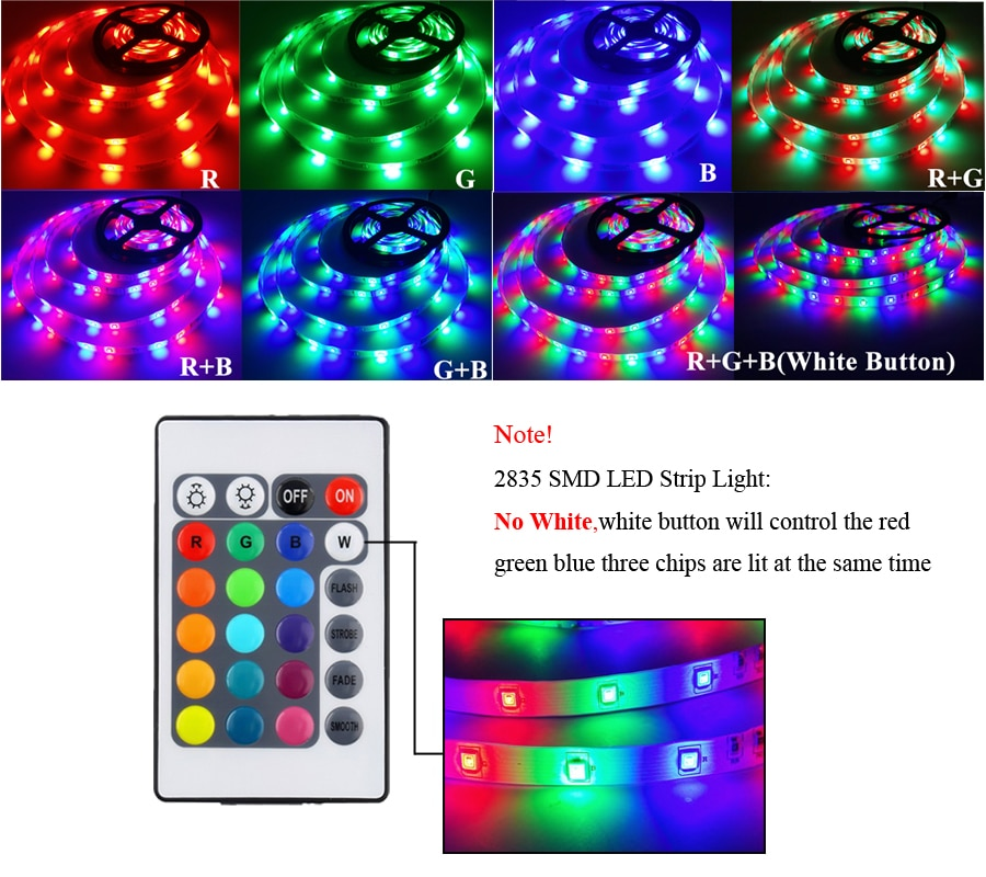 LED Strip Lights - Shutterbug Shop