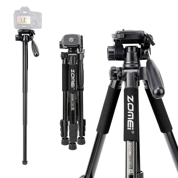 Tripod Professional with Built-in Monopod - Shutterbug Shop