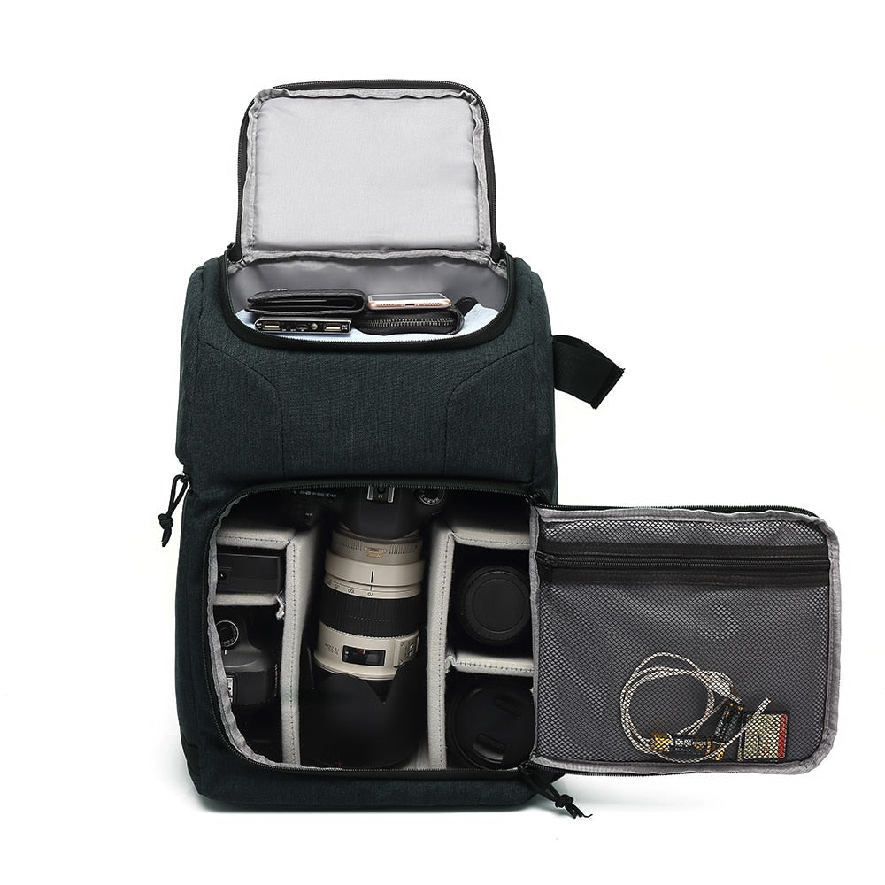 Camera Bag Backpack Multi-functional & Waterproof - Shutterbug Shop