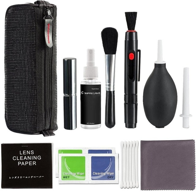 Professional Lens and Camera Cleaning Kit - Shutterbug Shop