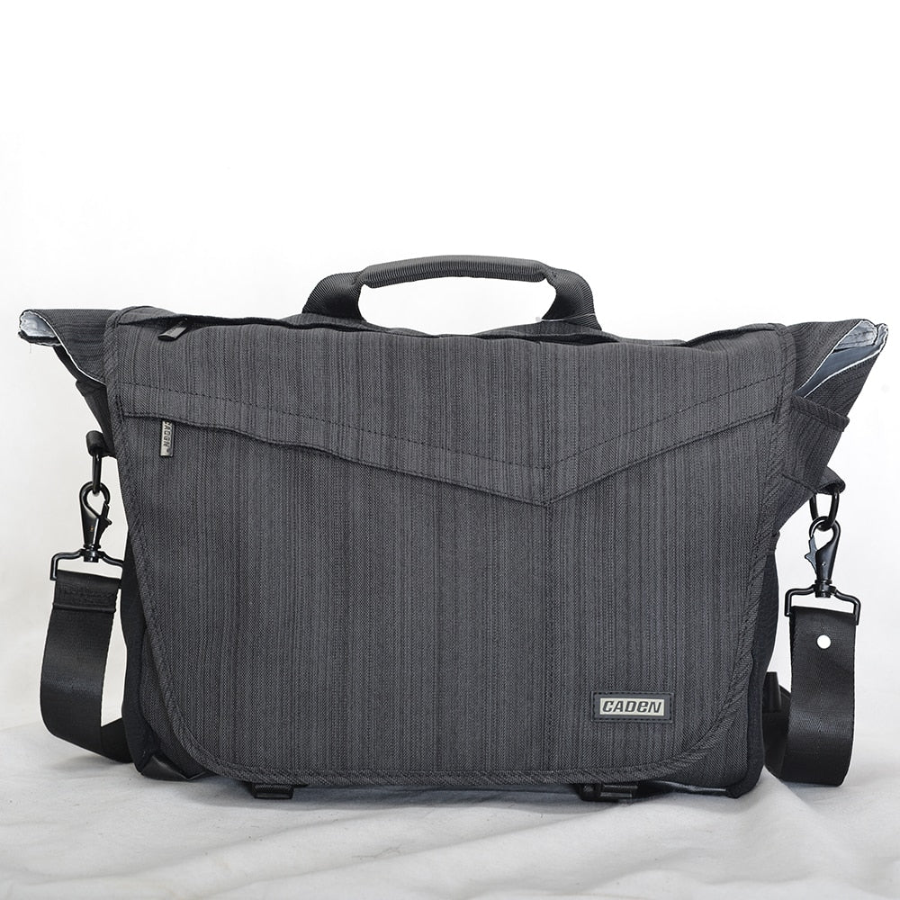 Camera Bag Messenger Style - Shutterbug Shop