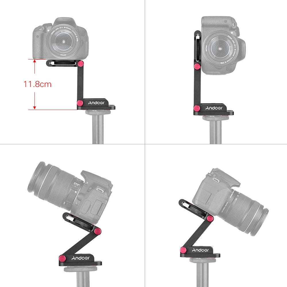 Z-Shaped folding Tilt Head - Shutterbug Shop