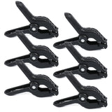 Background/Backdrop Clamps 6 Pce Set