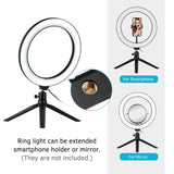 Ring Light-Countertop - Shutterbug Shop
