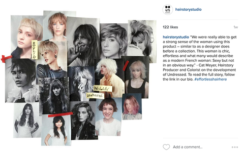 Hairstory Studio Instagram