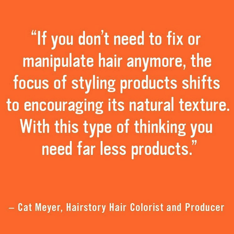 Hairstory Stylist Pull Quote