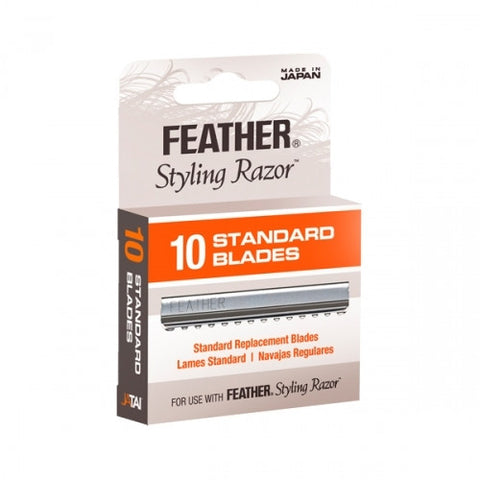 Feather Styling Standard Razor Blades