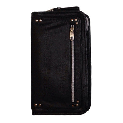Leather Shear Case - Large