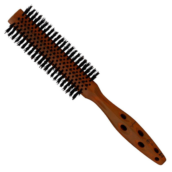 Y.S. Park Daruma 7 Round 55DA5-DISCONTINUED Hair Brush