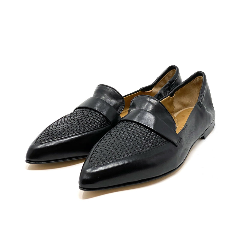 Pomme D'Or 1043 Flechtblatt Loafer