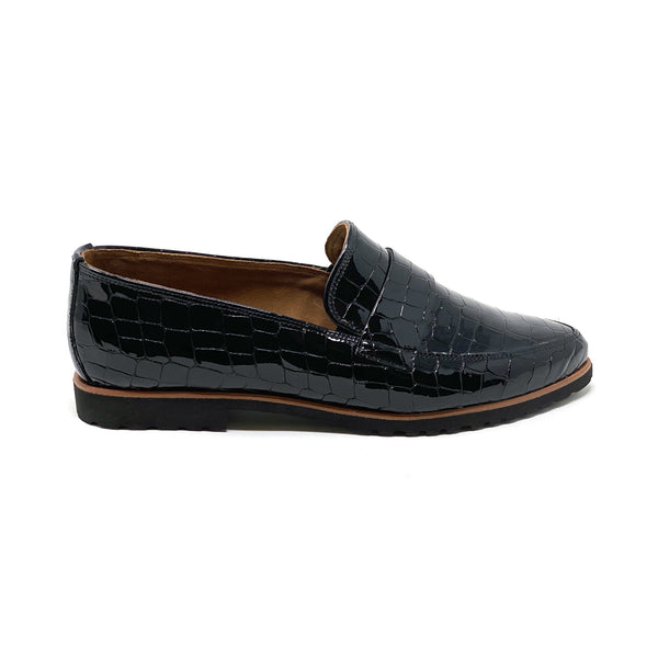 Paul Green 2551 Croco Loafer