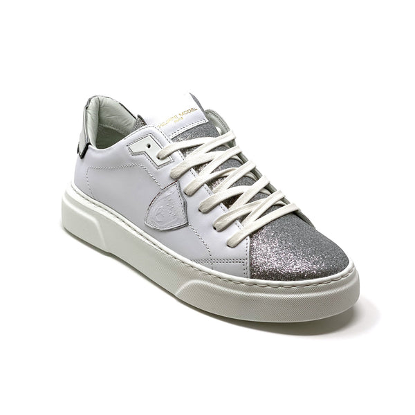 Philippe Model BYLDVG01 Low Top Sneaker