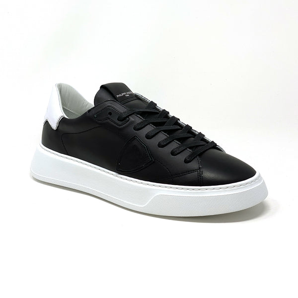 BTLUV0002 Low Top Sneaker | Black White