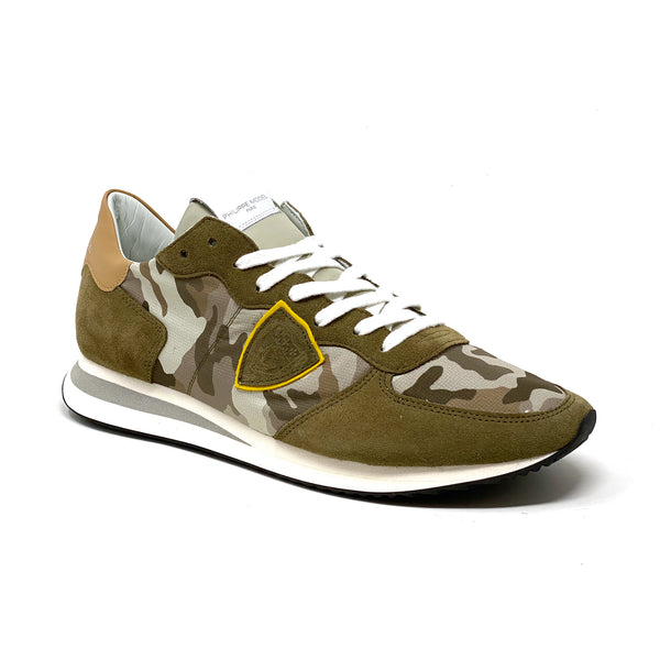 TZLUCC20 Low Top Sneaker | Camouflage