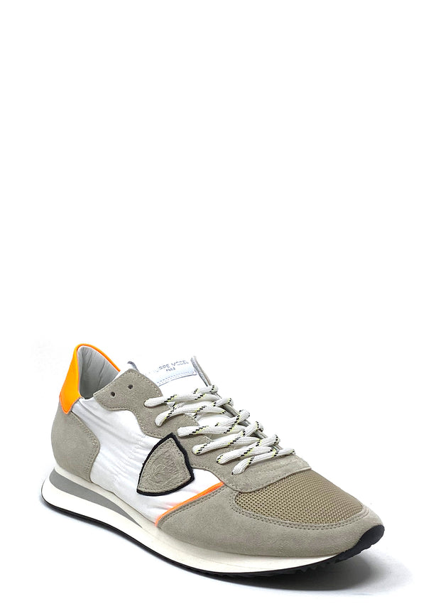 TZLUWP10 Low Top Sneaker | Blanc Sable