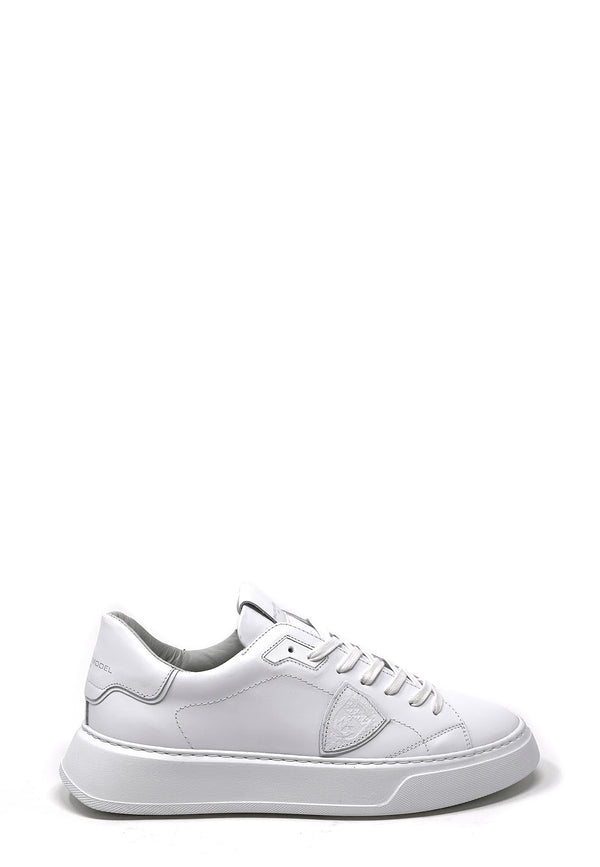 BTLUV0001 Low Top Sneaker | Blanc