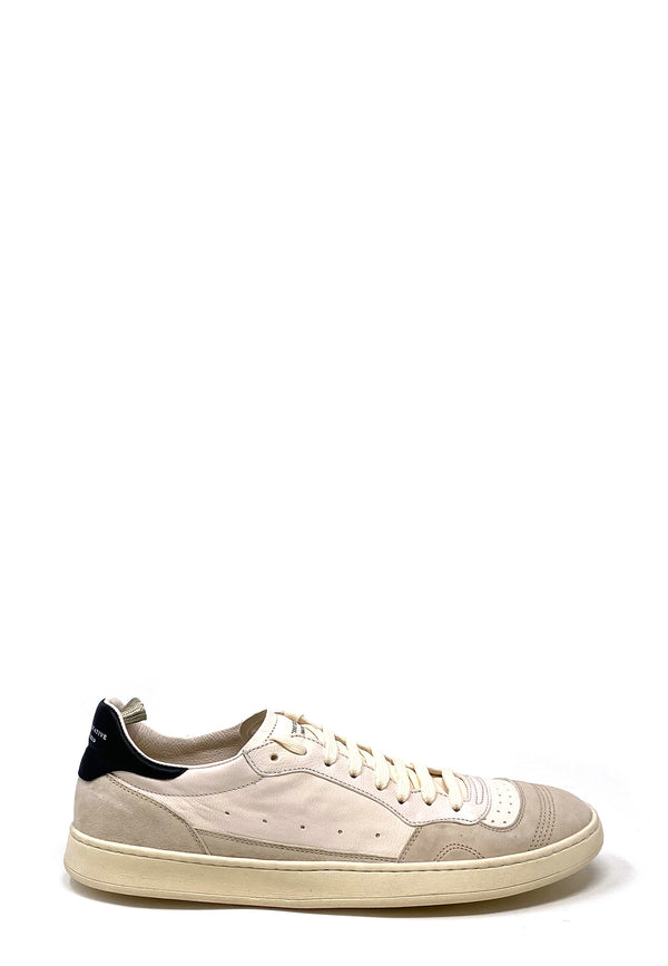 OCUKAVASLow Top Sneaker | White Black