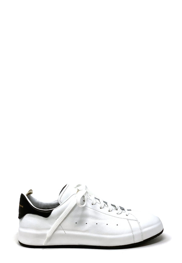 OCUTWAC001 Low Top Sneaker | White Black