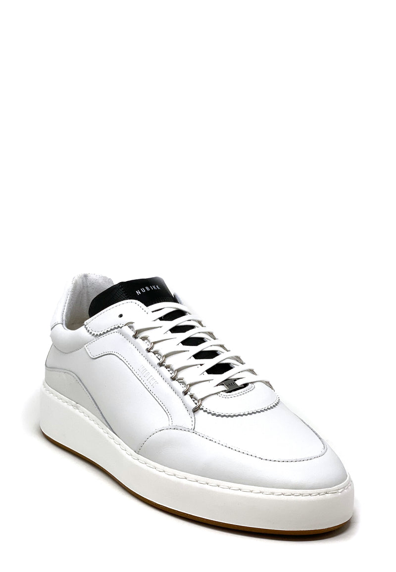 Jirojade Low Top Sneaker | White