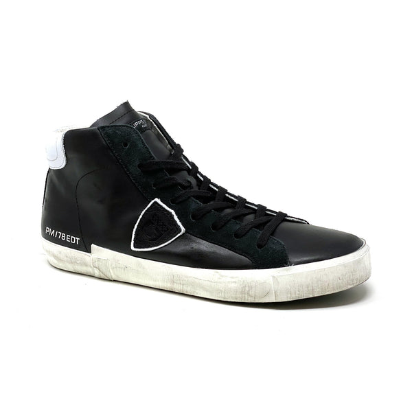 Philippe Model PRHUV021 High Top Sneaker
