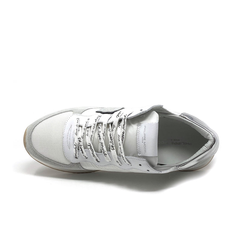 Philippe Model TZLUWB03 Low Top Sneaker