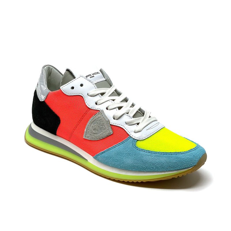 Philippe Model TZLDRP05 Low Top Sneaker