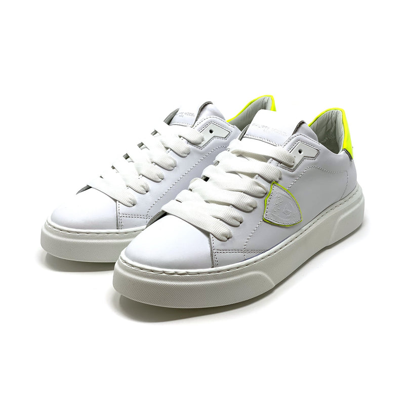 Philippe Model BYLDVF01 Low Top Sneaker