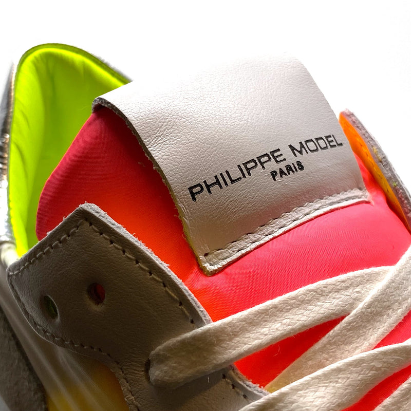 Philippe Model TZLDWF12 Low Top Sneaker