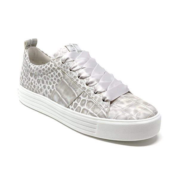 Kennel & Schmenger 14510 Croco Low Top Sneaker