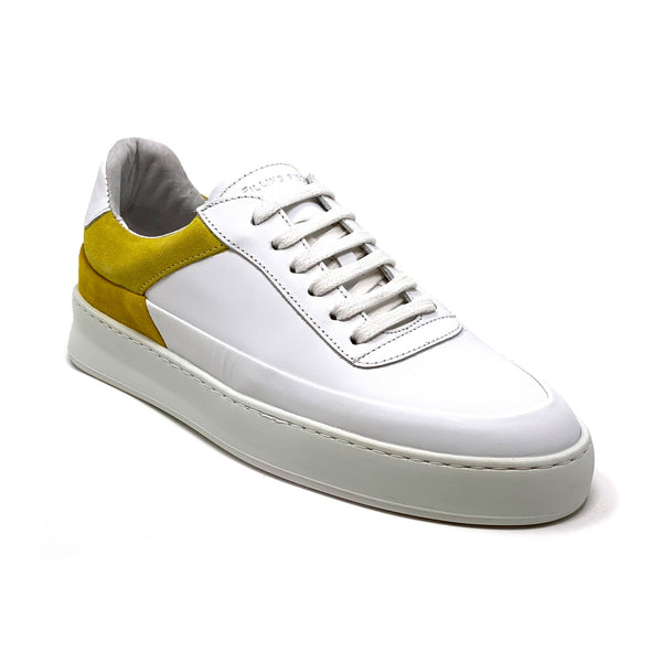 Mono Plain Dual Low Top Sneaker