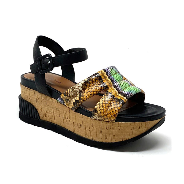 Aspis Frida Kork Wedges