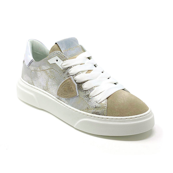 Philippe Model BYLDMX01 Low Top Sneaker