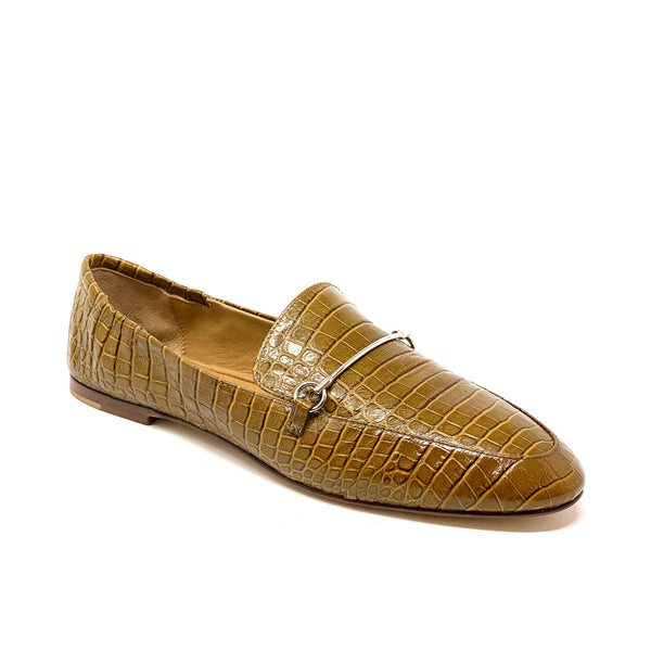 1065 Croco Prägung Loafer