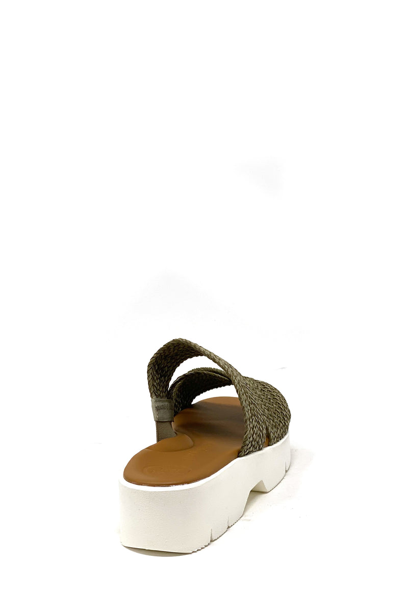 7696-018 Bast Pantolette | Hunter